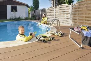 Plenera-Bodenbelag – ideal für Wellnessbereiche und Poolanlagen